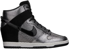 Nike Dunk Sky Hi City FW QS Women's NYC Black/Metallic Silver