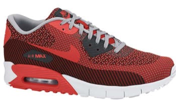 Nike Air Max '90 JCRD Gym Red/Light Crimson-Wolf Grey-Black Pine
