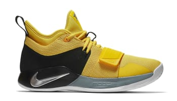 Nike PG 2.5 Amarillo/Chrome-Black