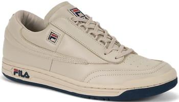 Fila Original Tennis Cream/Fila Navy-Fila Red