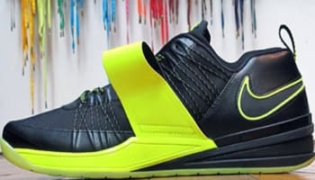 Nike Zoom Revis Black/Black-Volt