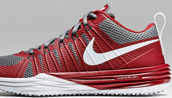 Nike Lunar TR1 Dark Steel Grey/White-Black-Team Maroon