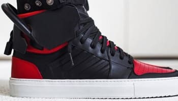Buscemi 110MM Black/Red