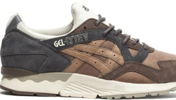 Asics Gel-Lyte V Charcoal/Brown-Beige