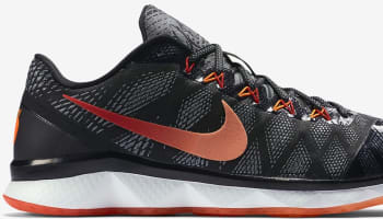 Nike Zoom CJ Trainer 3 Black/White-University Red-Sunset Glow
