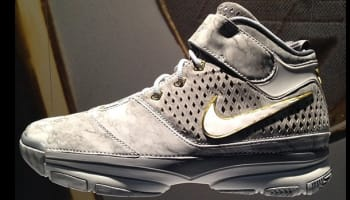 Nike Zoom Kobe II Prelude Wolf Grey/White-Cool Grey-Pure Platinum