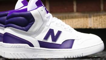 New Balance P740 White/Purple