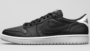 Air Jordan 1 Retro Low OG 'Cyber Monday' Black/White
