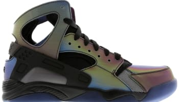 Nike Air Flight Huarache Premium Rainbow/Black-Rainbow