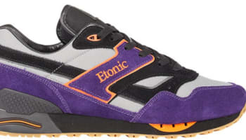 Etonic Stable Base Black/Purple-Grey