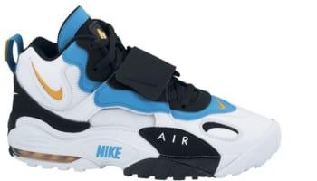 Nike Air Max Speed Turf White/Industrial Orange-Black