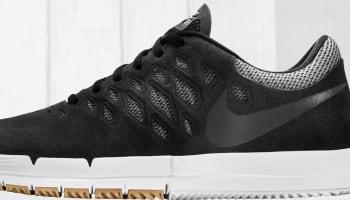 Nike Free SB Premium Black/Black-Anthracite