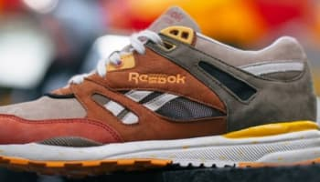 Reebok Ventilator Walnut/Desert Khaki-Brown-Gold