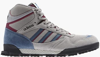 adidas Originals Mountain Marathon TR Mid Grey/Blue-Burgundy