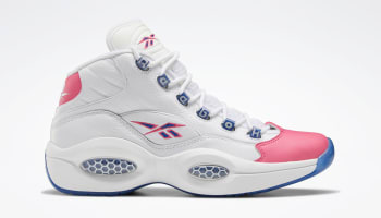 Eric Emanuel x Reebok Question Mid White/Pantone/Team Dark Royal
