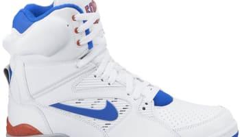 Nike Air Command Force White/Lyon Blue-Bright Crimson-Wolf Grey