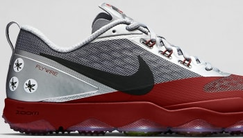 Nike Zoom Hypercross TR Wolf Grey/Black-University Red-White