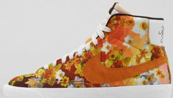 Nike Blazer Mid Premium VNTG Multi-Color/Kumquat-Black
