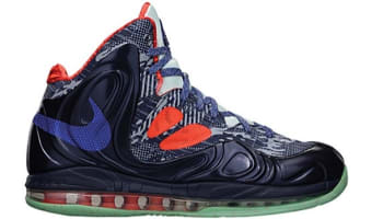 Nike Air Max Hyperposite Hyper Blue/Obsidian-Total Crimson