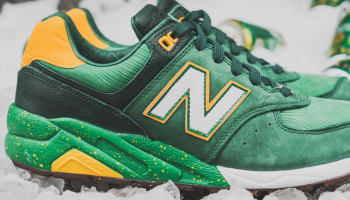 New Balance 572 Green/Yellow