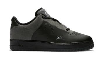 A-Cold-Wall* x Nike Air Force 1 Low Black/Dark Grey-White