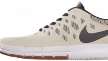 Nike Free SB Premium Summit White/Gum Light Brown-Summit White