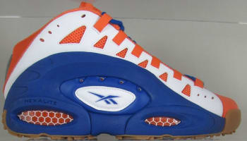 Reebok ES22 Royal/Fiery Orange-White