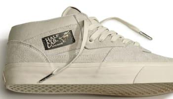 Vans OG Half Cab LX White/White