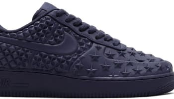 Nike Air Force 1 Low '07 LV8 VT Midnight Navy/Midnight Navy-Midnight Navy