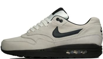 Nike Air Max 1 Premium Summit White/Black-Black