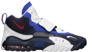 Nike Air Max Speed Turf Obsidian/Gym Red-White-Game Royal