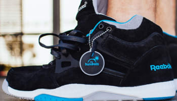 Reebok AXT Pump Black/White-Echo Blue