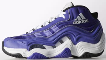 adidas Crazy 2 Power Purple/Power Purple-Flat White-Black