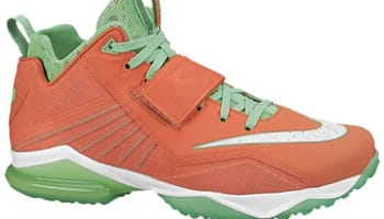 Nike Zoom CJ Trainer 2 Turf Orange/White-Poison Green