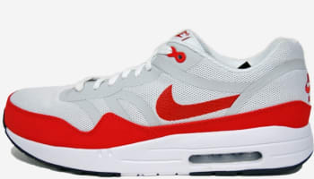 Nike Air Max 1 Premium Tape QS White/Challenge Red-Natural Grey-White