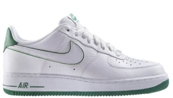 Nike Air Force 1 Low White/White-Court Green