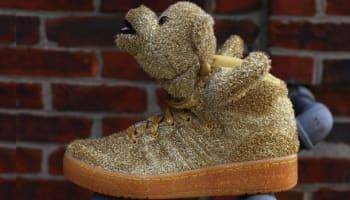 adidas JS Bear Gold/Gold