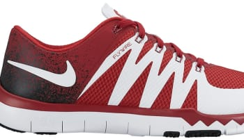 Nike Free Trainer 5.0 V6 Amp Team Crimson/White