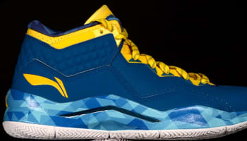 Li-Ning Way Of Wade 3 Blue/Yellow