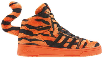 adidas JS Tiger Orange/Black-Orange