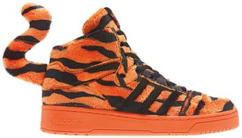 adidas JS Tiger Orange/Black-Orange