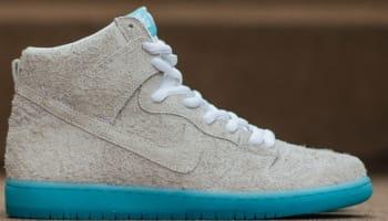 Nike Dunk High Premium SB Beige/Ice Blue