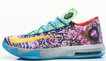Nike KD VI Premium Hoop Purple/Urgent Orange-Shark