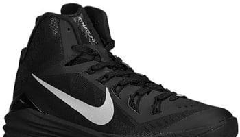 Nike Hyperdunk 2014 Black/Metallic Silver