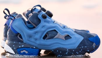Reebok Instapump Fury Athletic Navy/Slate-Grey
