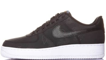 Nike Air Force 1 Low Supreme Insideout TZ Black/Black