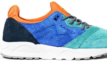 Karhu Aria '95 Green Copper/Orange-Vibrant Blue