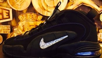 Nike Air Max Penny I Black/Game Royal-Metallic Silver-White