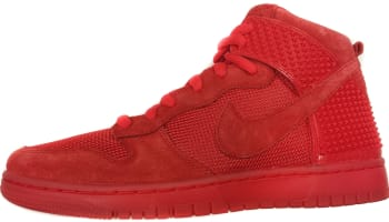 Nike Dunk High CMFT Premium QS Varsity Red/Varsity Red