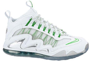 Nike Air Max 360 Diamond Griffey White/White-Metallic Silver-Apple Green